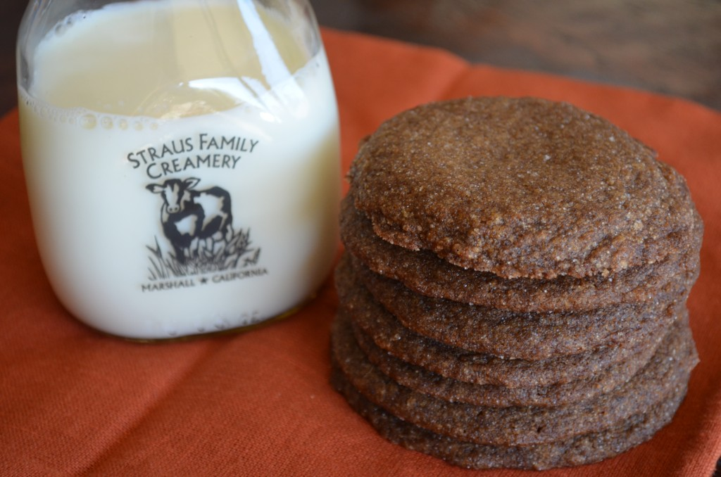 Gfree molasses cookies