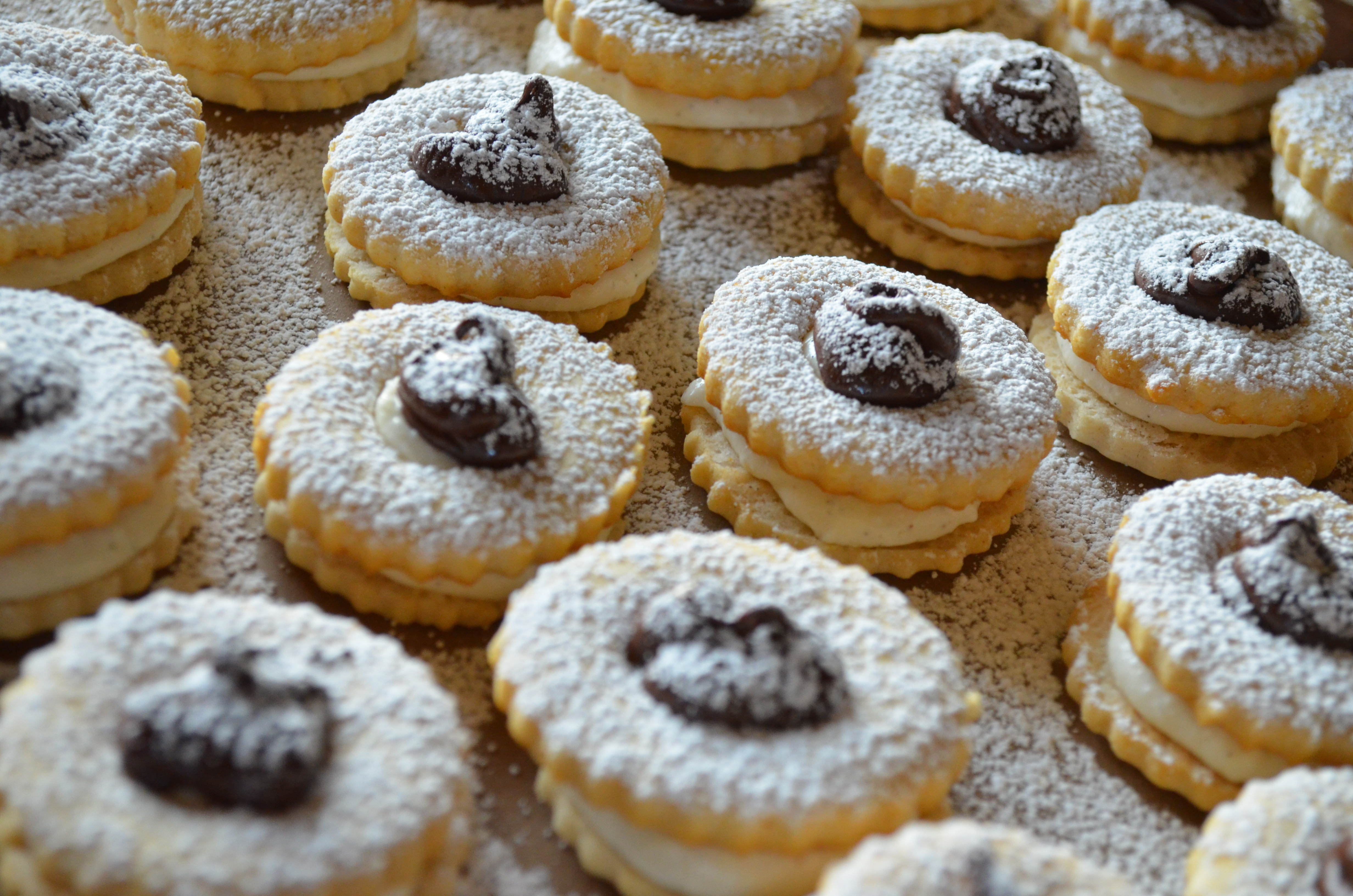Gluten Free Cannoli Cookies | Kompromised Kitchen